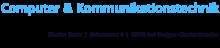 Markus Eisele - Computer- und Kommunikationstechnik